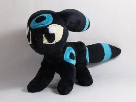floppy shiny Umbreon by MagnaStorm