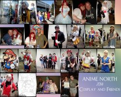 2014 Anime North Photos by kuroitenshi13