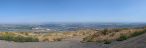 The Views: Badger Mountain by clindhartsen