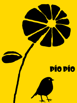 Pio Pio by SpanishPopArt