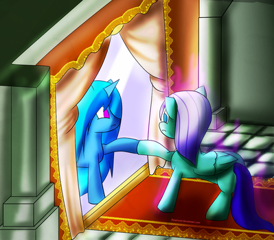 Look in the mirror by Bewinxed