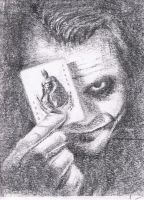 The Joker by FranVenti