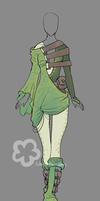 Elfish-ish Outfit - Auction closed by Nahemii-san