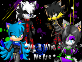 Gift.:we R who we R:. by JovialNightz