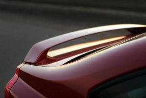 Volvo S40 T5 Wing by Dilznacka