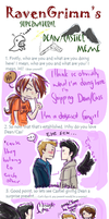 Destiel Meme by Himram