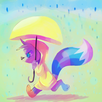 Oh Rain I Hate Rain by Shellyshockz