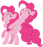 Hi-yo, Pinkie! Away! by SpokestheBrony