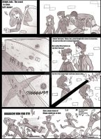 Beatles comic 1 by lanilioness
