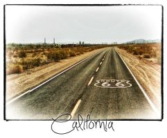 Route 66 by Shawna Mac by ShawnaMac