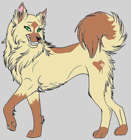 wolf adopt by lexieluvontfm
