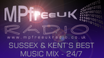 MPfreeUK Radio Logo by Fragsey