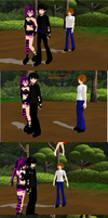 MMD- The Game- Part 1 by khftw