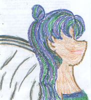 Winged Angel of Song by puff222001