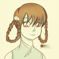 *Limited Palette* Leifang by kiraragirl250