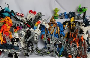 Bionicle MOCs - June 2012 by Rahiden