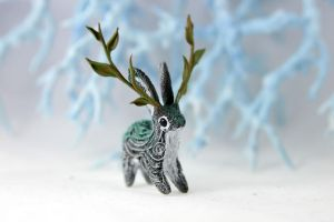 Plant Jackalope by hontor