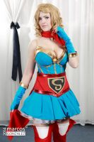 DC Bombshell Supergirl by Quetos