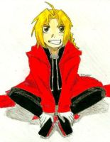 Awesome Red Coat by cmaw