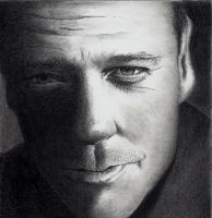Kiefer Sutherland - Jack Bauer by Doctor-Pencil
