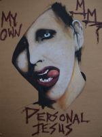 My Own Personal Jesus by Elcontyr