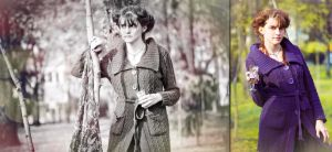 Spring Diptych by NoreeCorrino