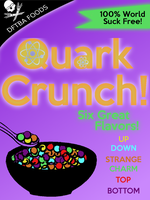 Quark Crunch by Reina-Starr