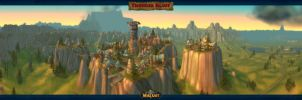 WoW - Thunder Bluff by mchenry