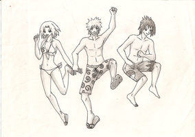 Team 7 summer by yukionna292