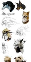 Sketchdump page 2 by Autlaw