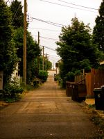 Alley by Mackingster