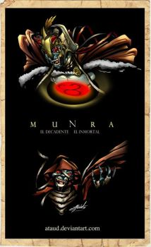 Munra Decadente Inmortal by ataud