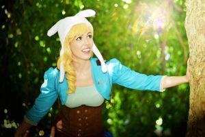 Steampunk Fionna - Adventure Time by missKMC13