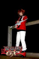 My Jaden Yuki cosplay by ShadowFox-Cosplay