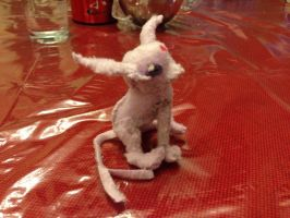 I made an espeon! by dolphin4dreamer