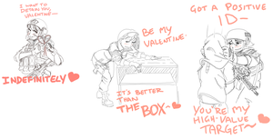 From: Your Yandere Operator Valentine by Jarvy-CA