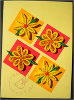 Quilling - card 71 by Eti-chan