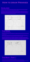 How to draw prinnys by Bisected8