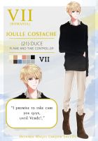 HMLS: Joulle Costache [revamp] by Hisamori