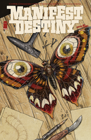 Manifest Destiny Cover 9 Colors by Shinolahead