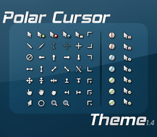 Polar Cursor Set for Windows by ozzy8031
