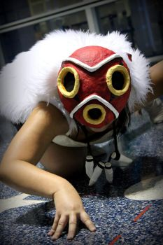 Princess Mononoke by Soul-Lux