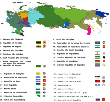 The Russian Partition by DinoSpain