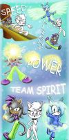 .:REQUEST:. Team Spirit by SonicFF