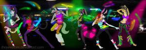 Dance Like You Mean It by threevoices