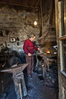 Blacksmith by NickKoutoulas