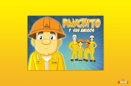 Panchito y sus amigos by GONZZO