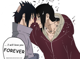 I will love you forever - Naruto Shippuden Manga by InMoeView