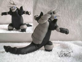 306 Aggron by VictorCustomizer