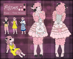Agnes Ref Commission by Tremlin